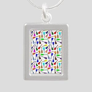 Ukuleles Necklaces