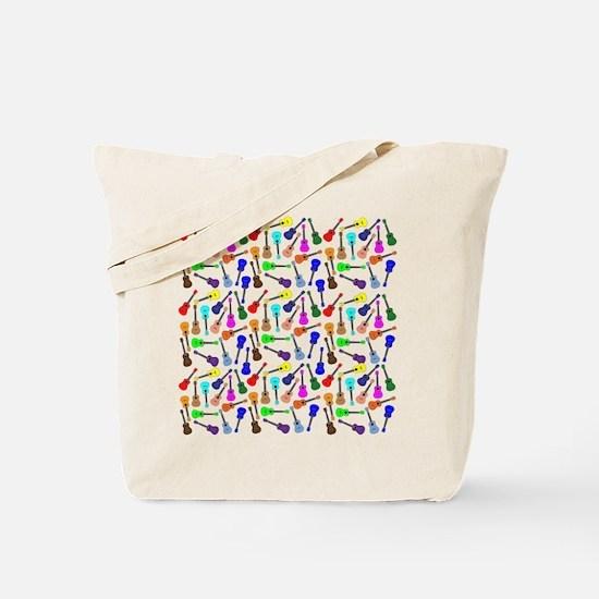 Ukuleles Tote Bag