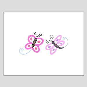 FLYING INSECT APPLIQUES Posters