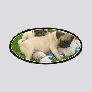 Pug Puppies Patch