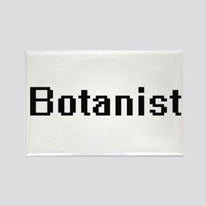 Botanist Retro Digital Job Design Magnets