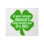 fphonering.png Throw Blanket
