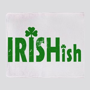 irishish Throw Blanket