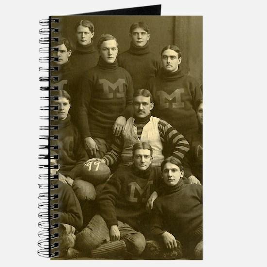 1899 Michigan Wolverines Journal