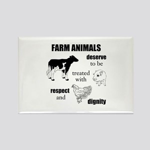 Farm Animals Magnets
