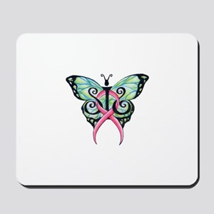 sis clean butterly Mousepad