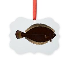 Winter Flounder Ornament
