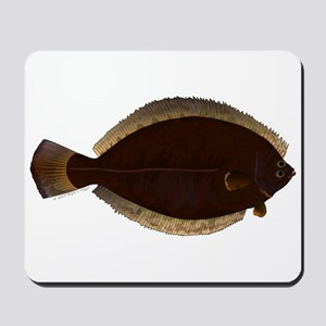 Winter Flounder Mousepad