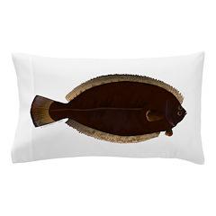 Winter Flounder Pillow Case
