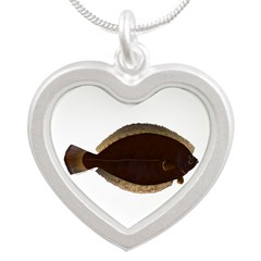 Winter Flounder Necklaces