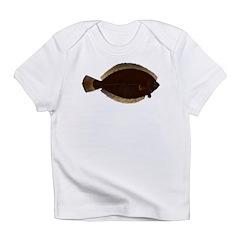 Winter Flounder Infant T-Shirt