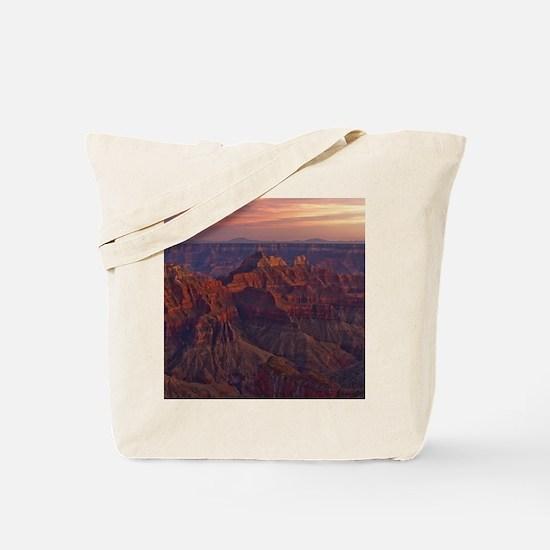 Bright Angel Sunset Tote Bag