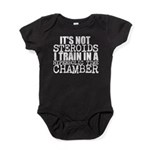 Its Not Steroids Baby Bodysuit