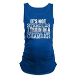 Its Not Steroids Maternity Tank Top