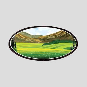 Country Landscape Patch