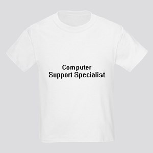 Computer Support Specialist Retro Digital T-Shirt