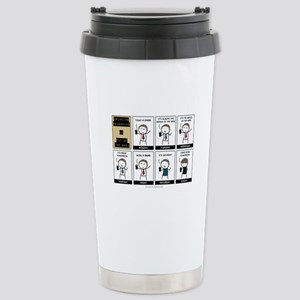 Weekly Coffee Travel Mug