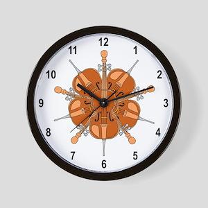 5cellos Wall Clock