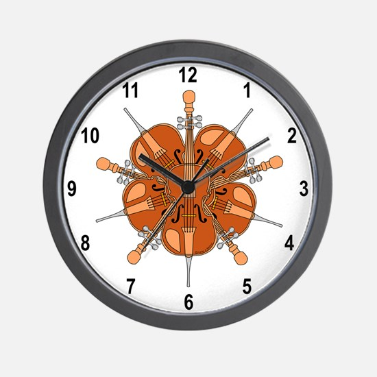 5cellos Wall Clock