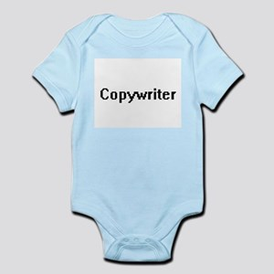 Copywriter Retro Digital Job Design Body Suit