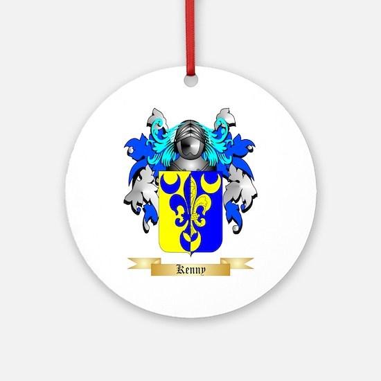 Kenny Ornament (Round)