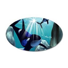 Underwater world Wall Decal