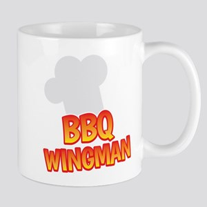 BBQ Wingman Mugs