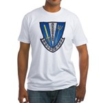 USS MURRAY Fitted T-Shirt