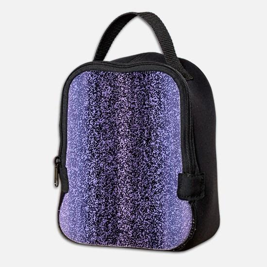 Lavender Neoprene Lunch Bag