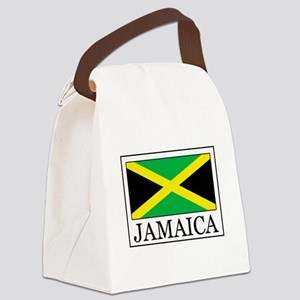 Jamaica Canvas Lunch Bag