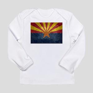 Arizona the 48th State - vinta Long Sleeve T-Shirt