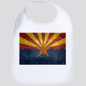 Arizona the 48th State - vintage retro version Bib