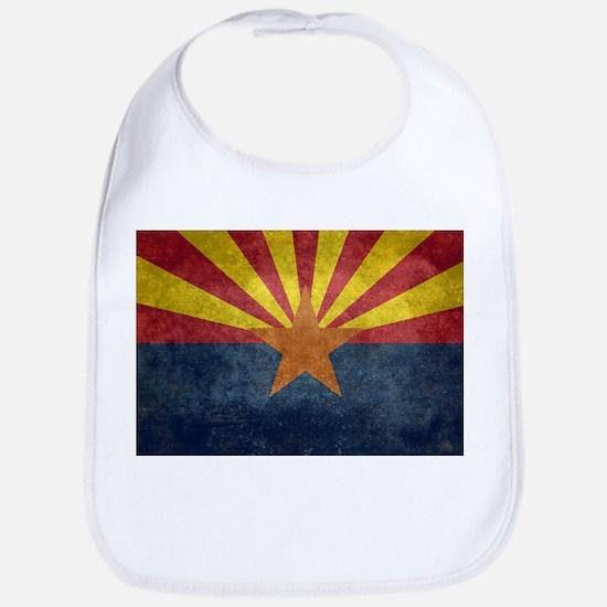 Arizona the 48th State - vintage retro version Bib