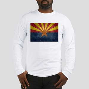 Arizona the 48th State - vinta Long Sleeve T-Shirt