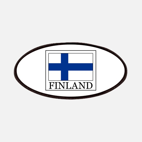 Finland Patch
