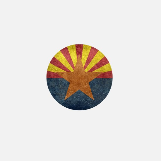 Arizona the 48th State - vintage retro Mini Button
