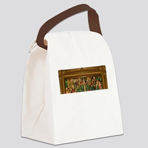 The Unicorn is Found Canvas Lunch Bag