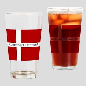 Danneborg Drinking Glass