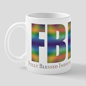 Tiedye FBI Mug