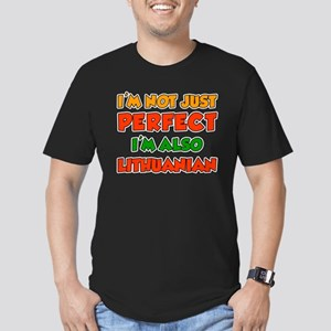 Not Just Perfect Lithuanian T-Shirt