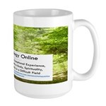 Parapsychology Online Complete Mugs