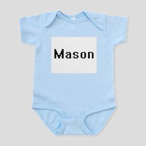 Mason Retro Digital Job Design Body Suit