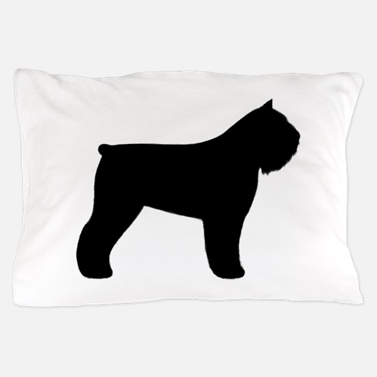 Bouvier des Flandres Pillow Case