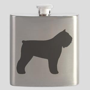 Bouvier des Flandres Flask