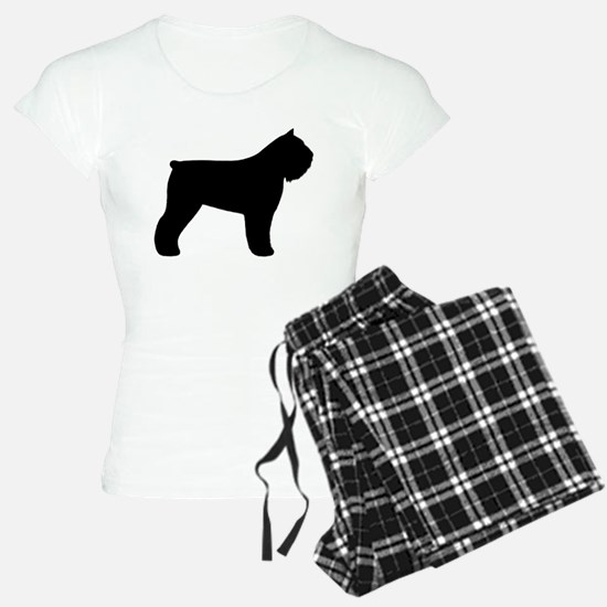 Bouvier des Flandres Pajamas
