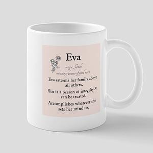 Eva Name Meaning Mugs