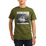 Old Trucks #1 - Organic Men's T-Shirt (dark)