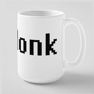 Monk Retro Digital Job Design Mugs
