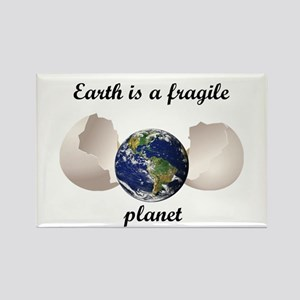Earth is a fragile planet Magnets