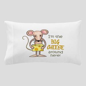 Big Cheese Pillow Case